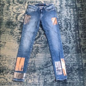 Never worn Mavi Jean co jeans -27